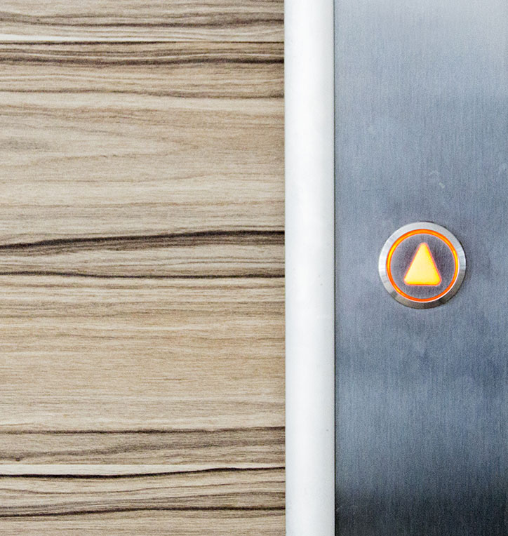 Elevator Up Button | Elevator Agency