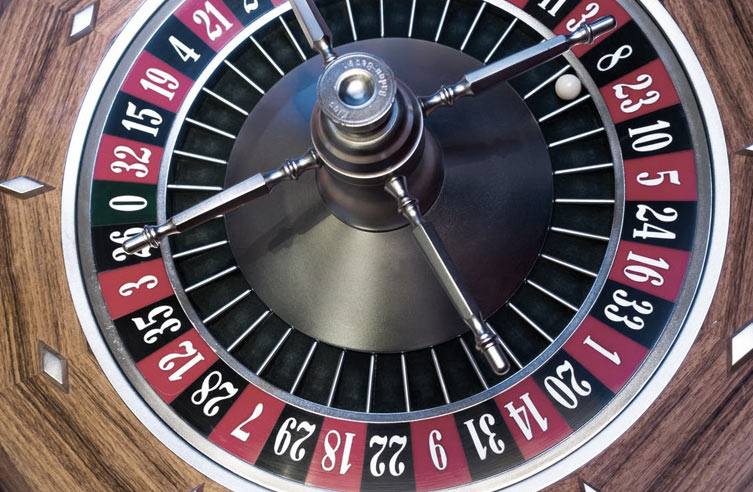 Roulette Table | Elevator Agency