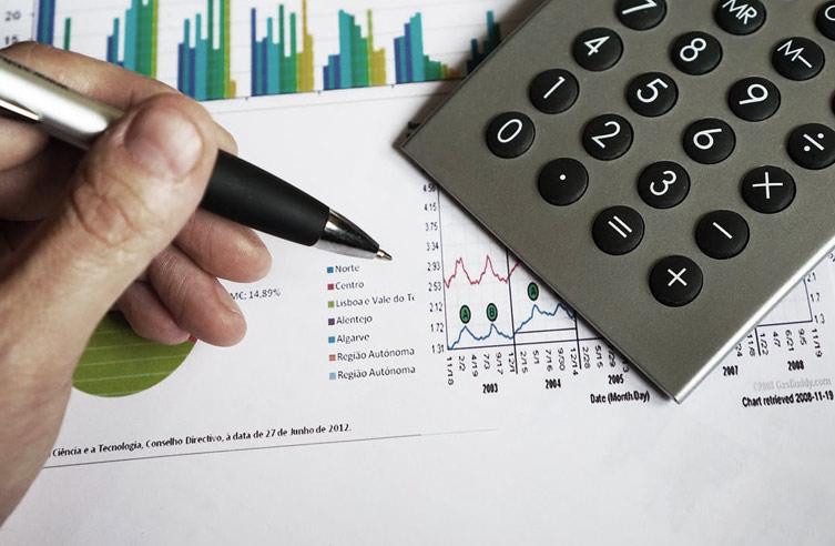 Graph of Finances | Elevator Agency