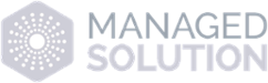 Managed Solution Logo grey sm
