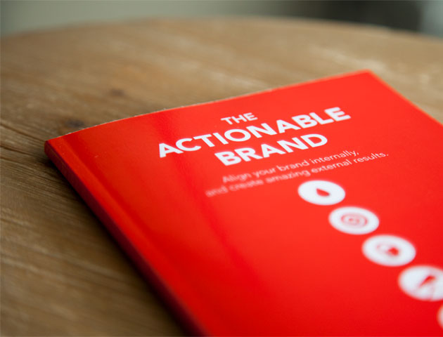 The Actionable Brand Playbook | Elevator Agency