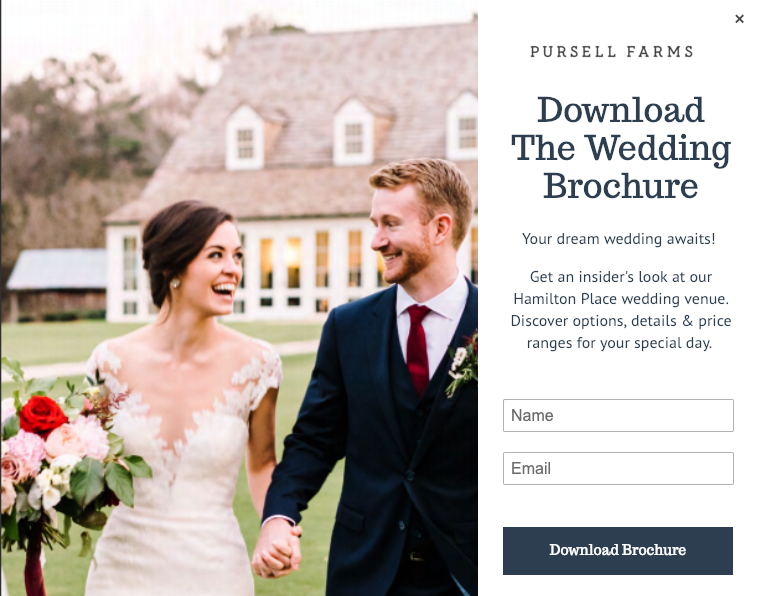 Pursell Farms Weddings   Digitopia