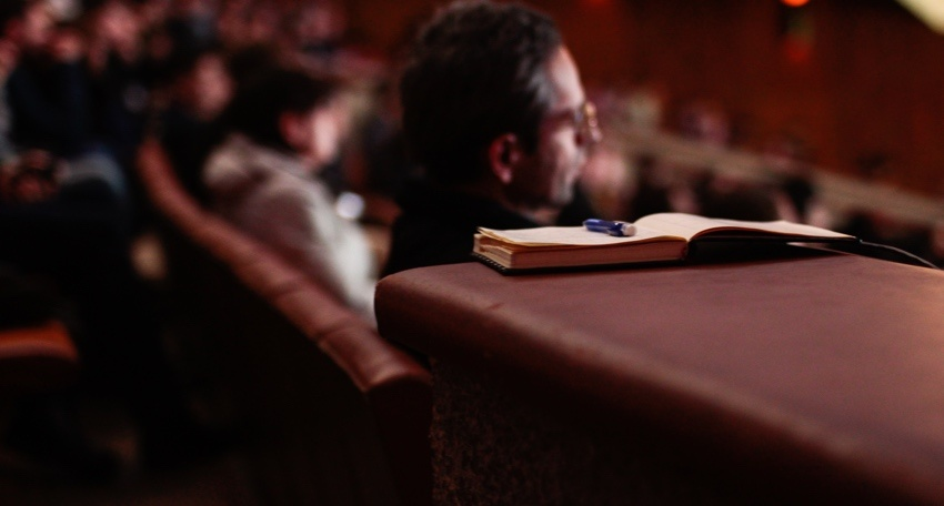 Inbound Marketing Case Study for a speakers bureau company