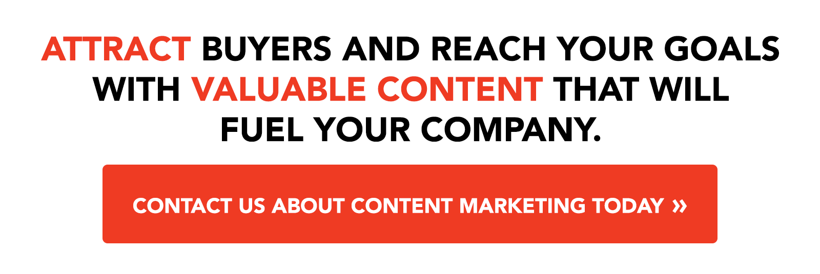 Contact us about Content Marketing today