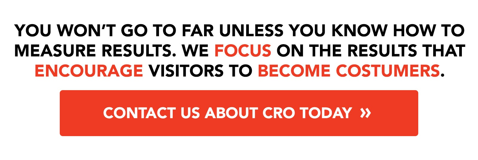 Contact us about cro today