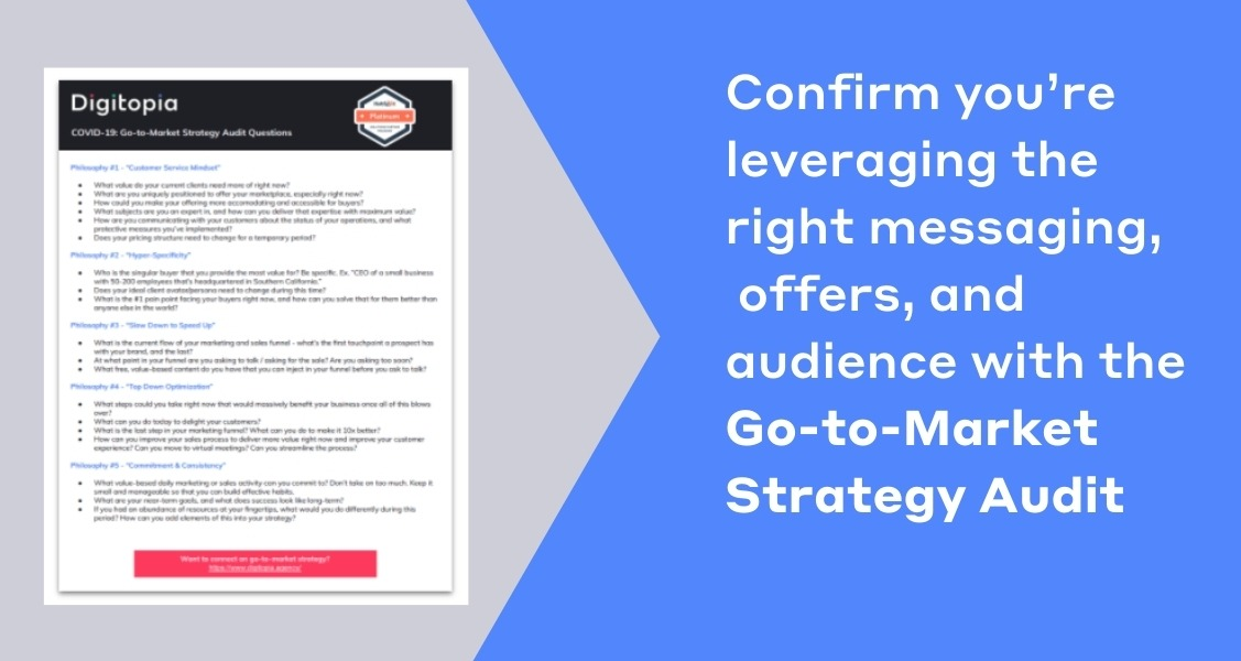 Go-to-Market Strategy Audit