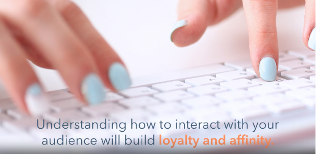 Build loyalty and affinity