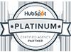 HubSpot Platinum Partner Logo